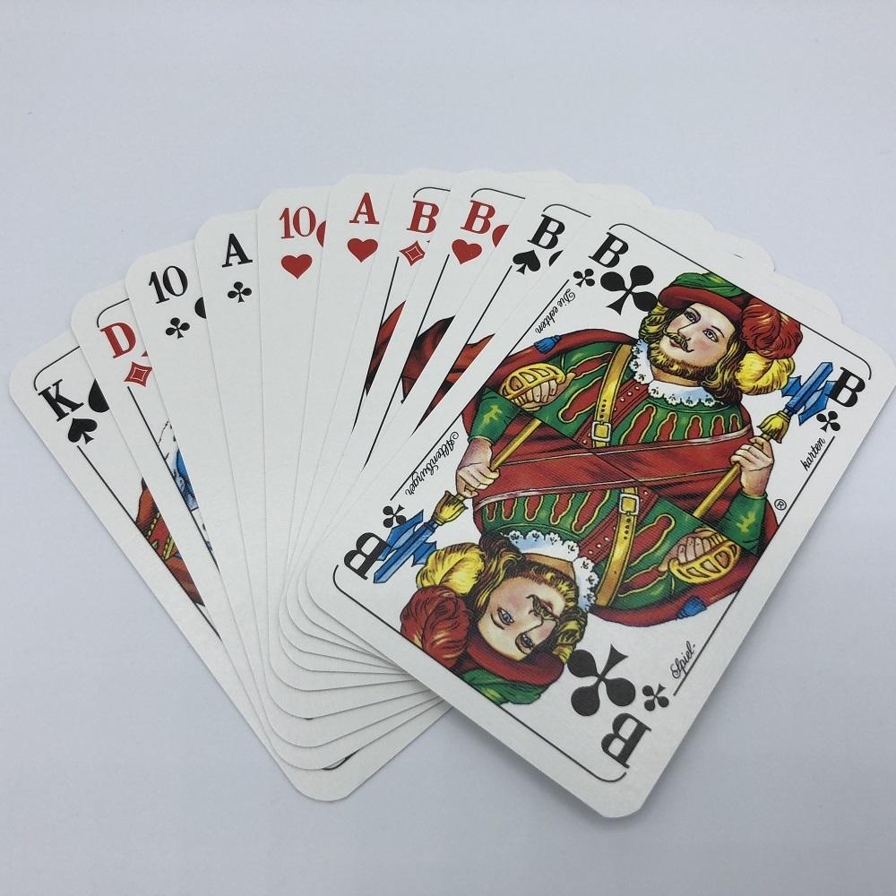Kartenspiele Mit Skatblatt